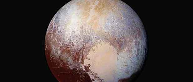atmosphère de Pluton