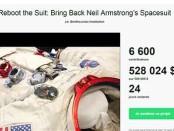 La combinaison de Neil Armstrong