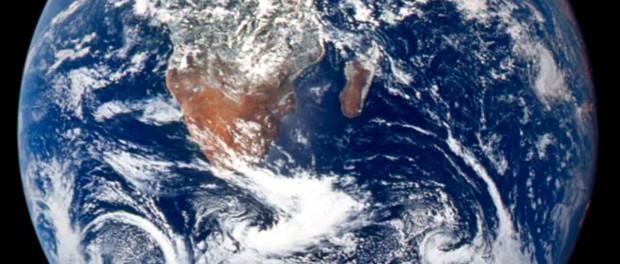 La Terre en 1972. Crédit NASA