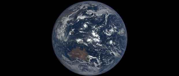 La Terre en rotation
