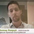 Le français Thomas Pesquet