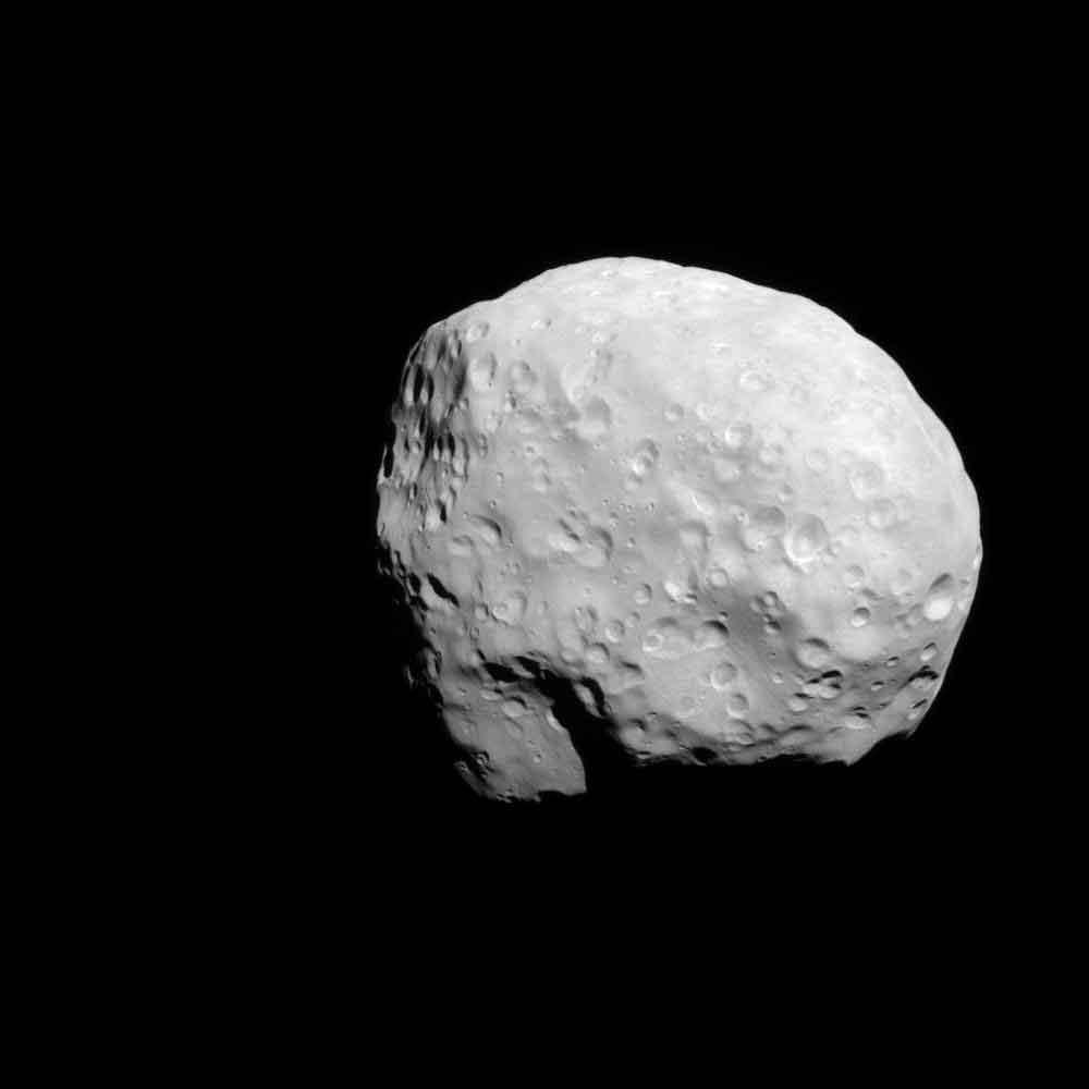 Épiméthée Crédit NASA