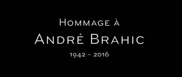 Hommage à André Brahic
