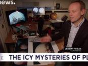 Pluton et ses mystères de glace