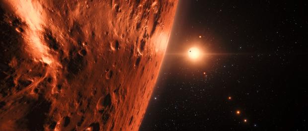 Le système TRAPPIST-1