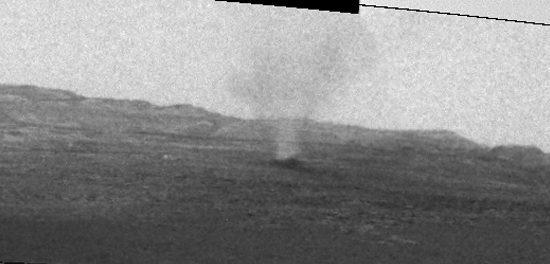 Les vents martiens (Dust Devils)