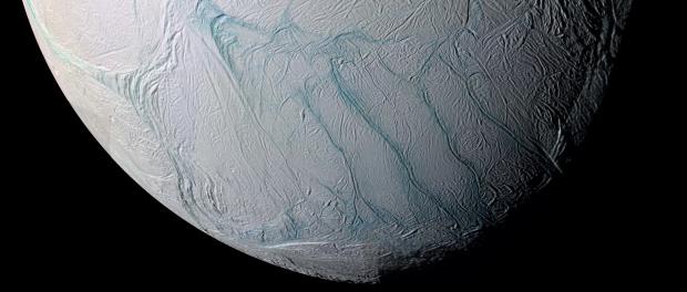 l'océan d'Encelade