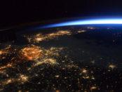Thomas Pesquet depuis l'ISS