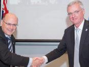 L'Australie signe un partenariat stratégique avec l'ESO