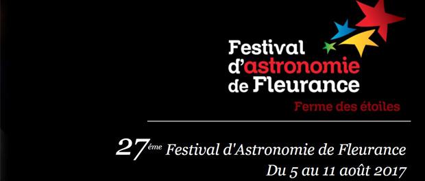 Festival d'astronomie de Fleurance