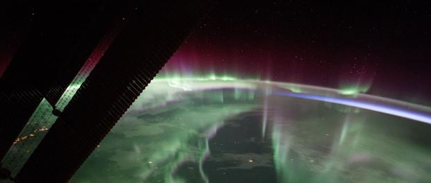 aurores boréales