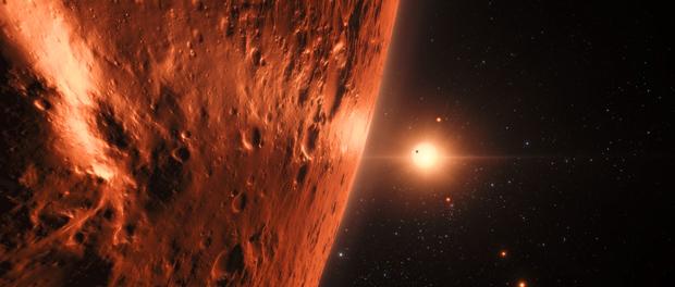 étoile Trappist-1