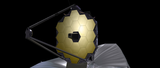 télescope spatial James-Webb