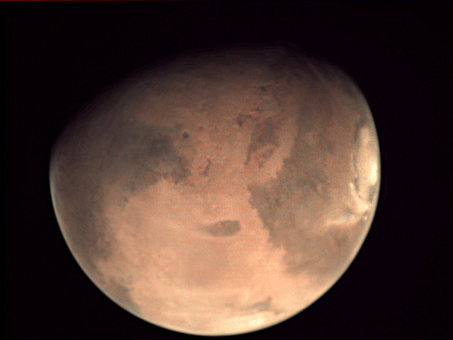 webcam de Mars Express