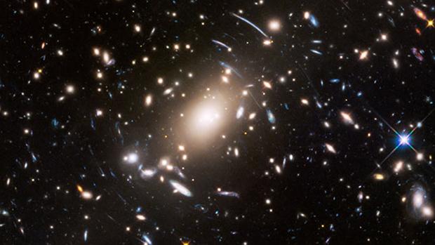 modèle standard de la matière noire