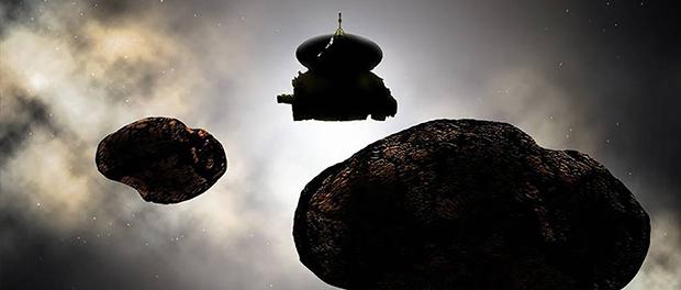 La prochaine cible de New Horizons