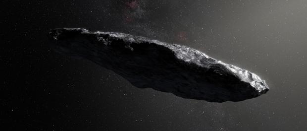 astéroïde interstellaire