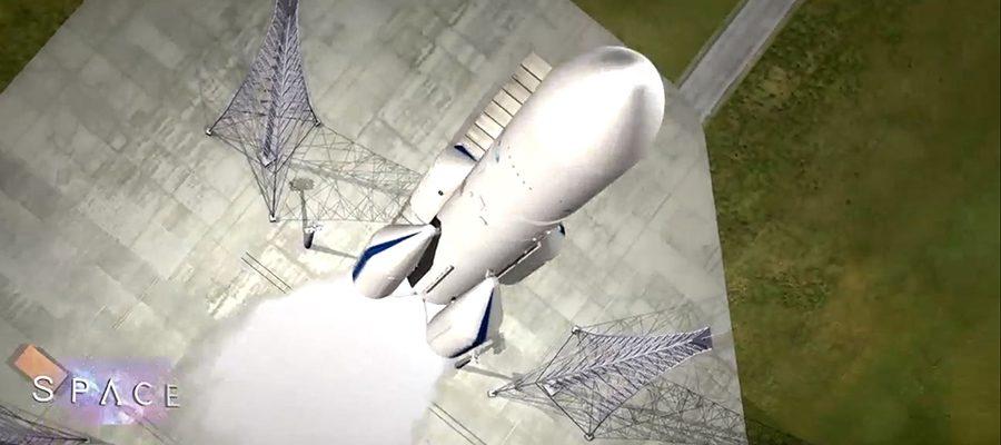 tir d'Ariane 6