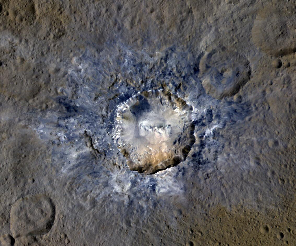 Cratère Haulani