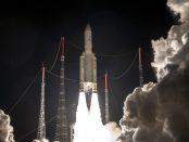 Lancement Ariane 5