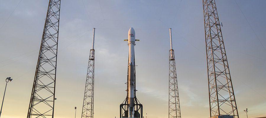 Lancement Falcon 9