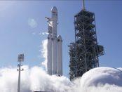 moteurs du Falcon Heavy