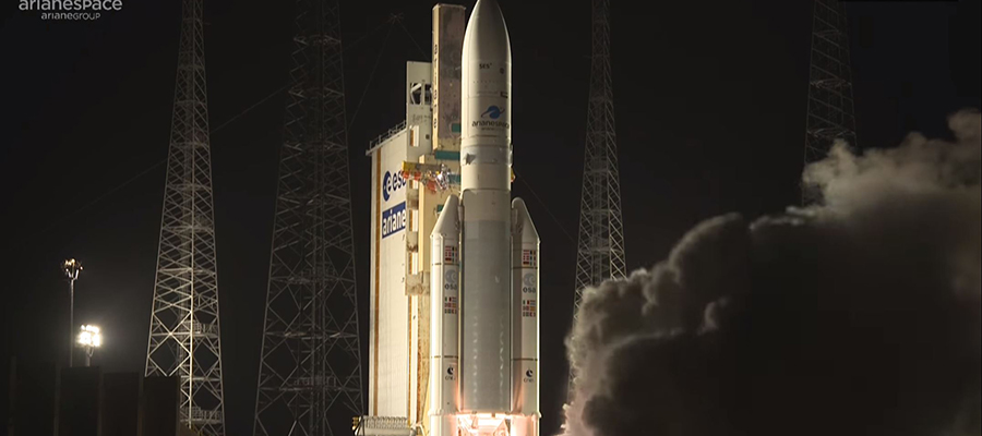 incident d'Ariane 5
