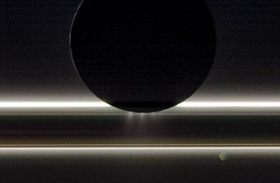 photos d'Encelade
