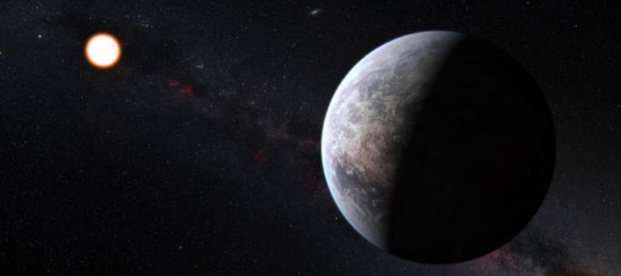 planète entièrement métallique