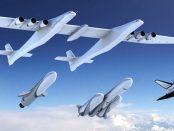 Les fusées du Stratolaunch