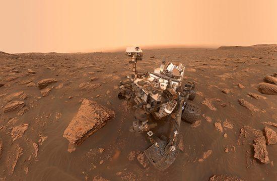 Des soucis avec un des deux ordinateurs de Curiosity