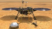 Atterrissage sur Mars de InSight