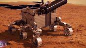 vie sur Mars