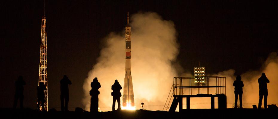 trois nouveaux astronautes