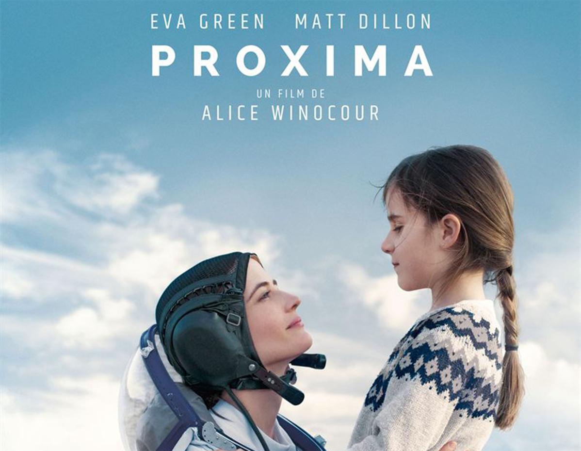 Avec le film Proxima suivez le parcours d'une femme astronaute et mère