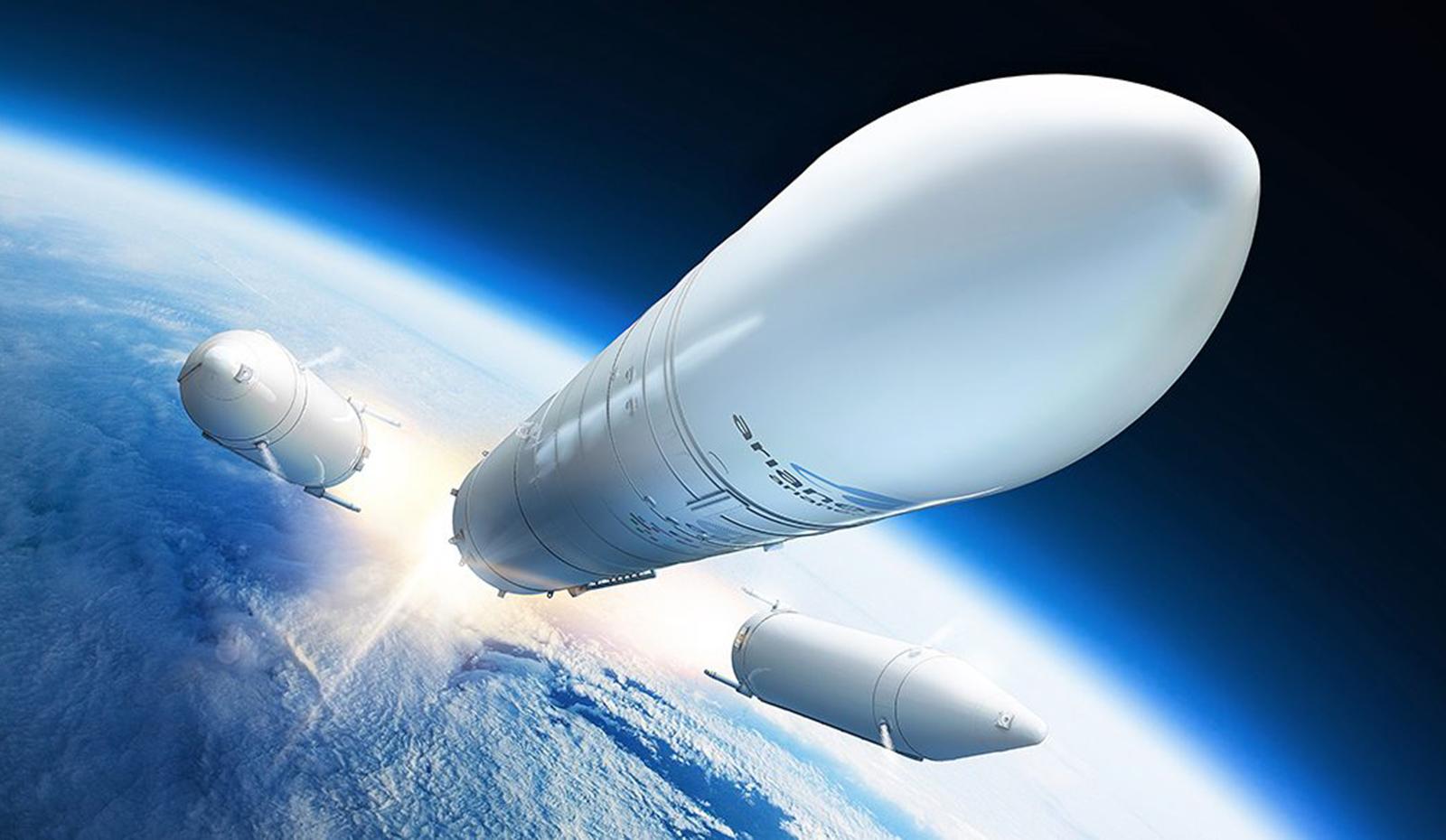 L'Europe commande quatre lancements sur Ariane 6 pour Galileo