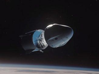 Le Crew Dragon de SpaceX va envoyer 2 astronautes rejoindre l'ISS
