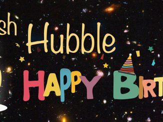 Quelle photo le télescope Hubble a prise le jour de votre anniversaire ?