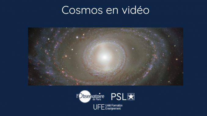 Des cours d'astronomie en ligne pour tous les niveaux
