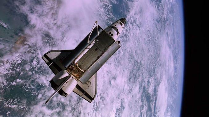 La dernière Navette Spatiale - STS-135