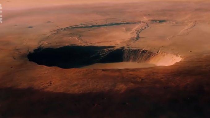 Planète Mars : suivez le guide