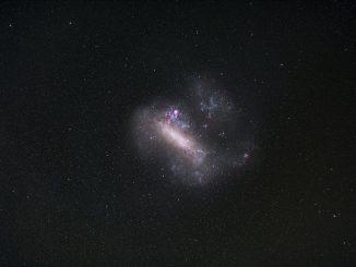 Le Grand Nuage de Magellan (Zdeněk Bardon/ESO)