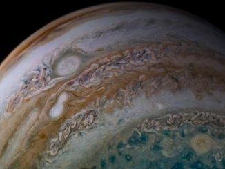 La NASA prolonge la mission Juno autour de Jupiter et de ses lunes