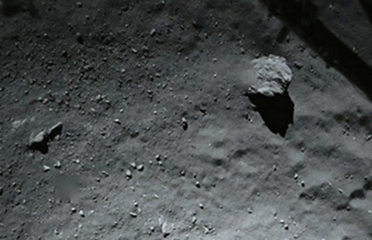 Diaporama de la mission Rosetta
