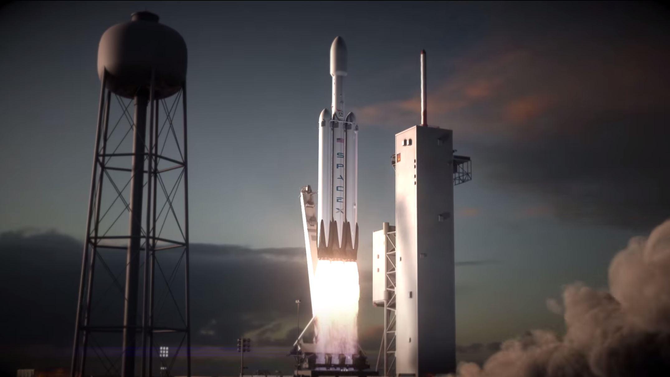 SpaceX de plus en plus ambitieux