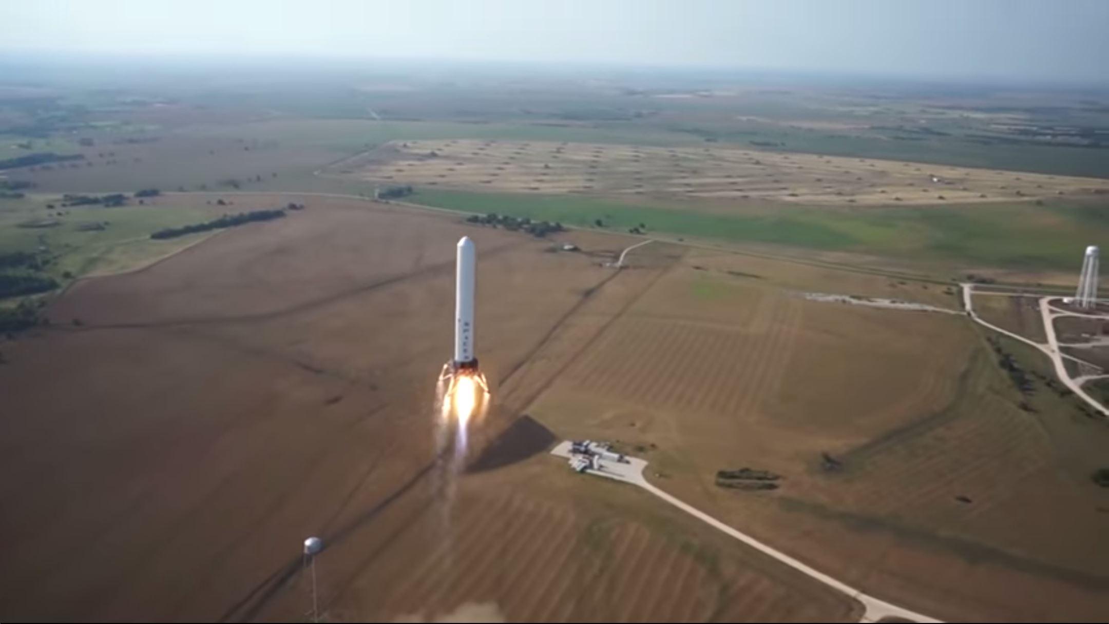 fusée réutilisable