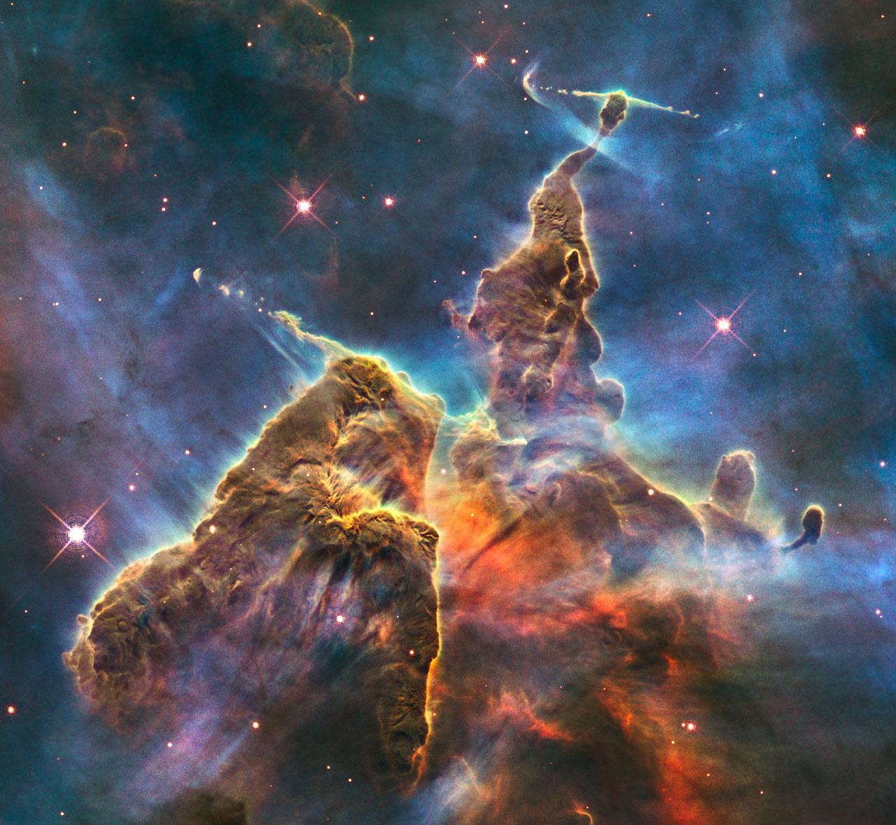 La constellation de Carène