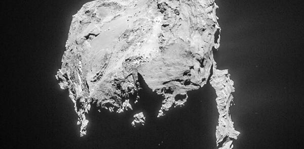 Philae dort