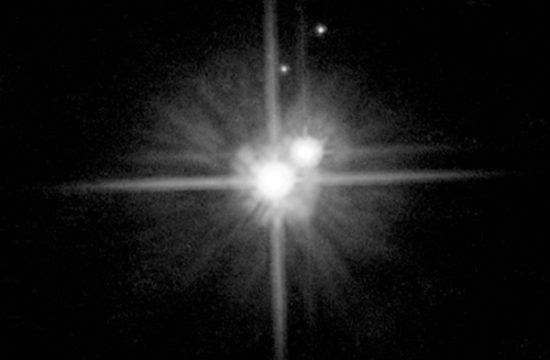 De la glace sur Pluton ?
