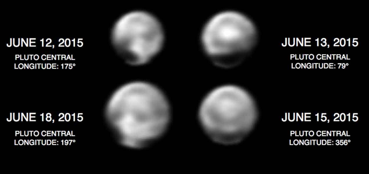 vidéo de Pluton